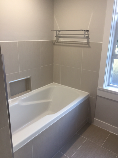 Toolbox Renovations Carey Derksen Bathtub And Custom Tiling