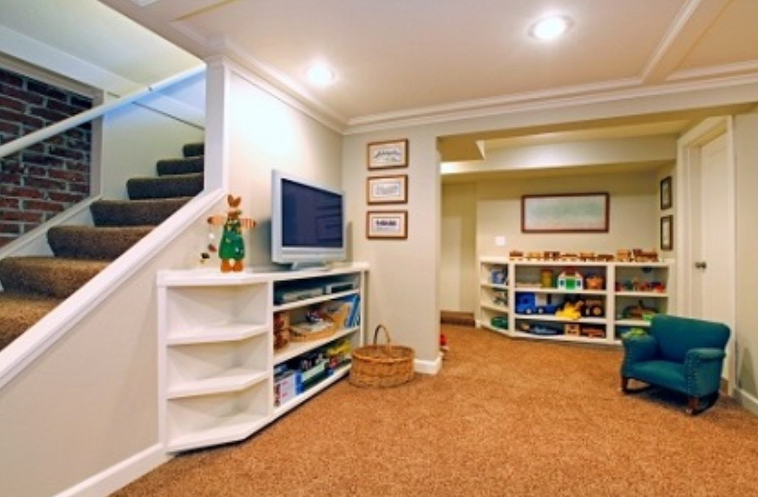 Toolboxrenos.com Basement Renovation Services