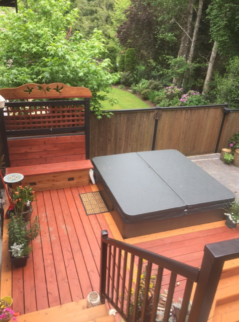 Toolboxrenos.com Custom Deck Build In Kamloops BC